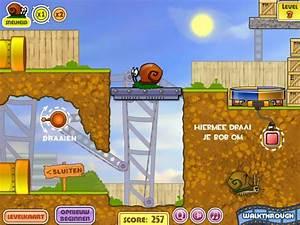 Gra Snail Bob 1 FunnyGamespl