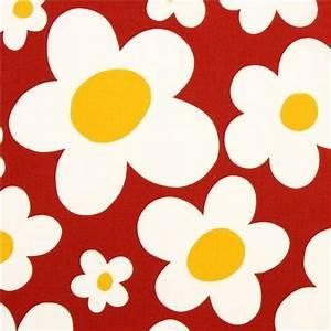 Stoff Mit Blumen : sch ner blumen stoff mit gro en g nsebl mchen von kokka blumenstoffe stoffe kawaii shop ~ Watch28wear.com Haus und Dekorationen