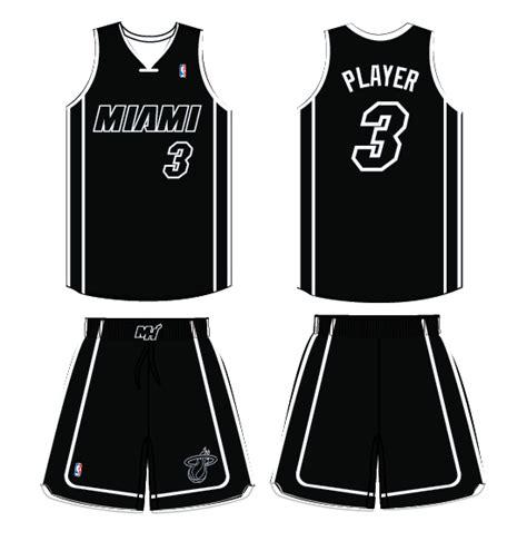 miami heat alternate uniform national basketball