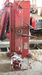 Case Ingersoll Mower Deck Parts