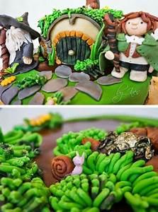 Herr Der Ringe Torte : herr der ringe fondanttorte frodo und gandalf herr der ringe torte pinterest cake und lotr ~ Frokenaadalensverden.com Haus und Dekorationen