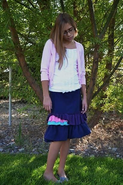 Skirt Preteen Wear Skirts Wed Dresses She