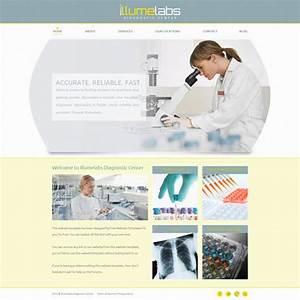 Laboratory Website Template