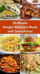 Weight Watchers Smartpoints Berechnen : 30 minute weight watcher meals with smartpoints grilled chicken sandwiches chili s and ~ Themetempest.com Abrechnung