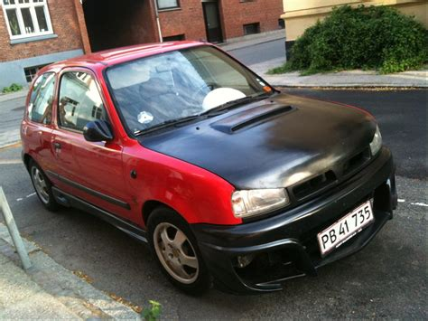 Nissan March Modification by Modified Nissan Micra