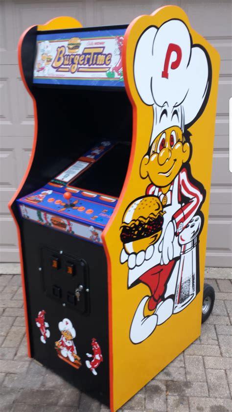 Burgertime Multigame Prince Arcades