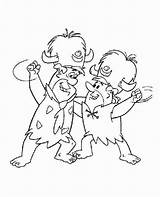 Coloring Pages Cartoon Geek Fred sketch template
