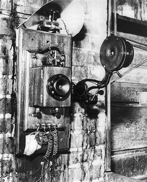 Who Really Invented The Telephone Part Elisha Gray
