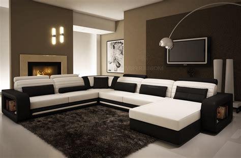 canapé d angle couleur chocolat canapé d 39 angle en cuir 6 8 places mobilier privé