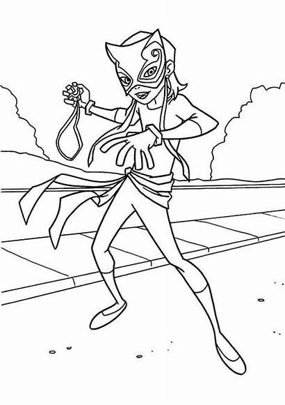 Coloring Random Pages Catwoman Superhereos Superheroes Printable