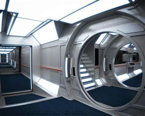 Metal Maniac Starship Mechanic Sci Fi Corridorsnerd
