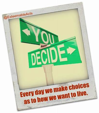 Choices Blame Relationships