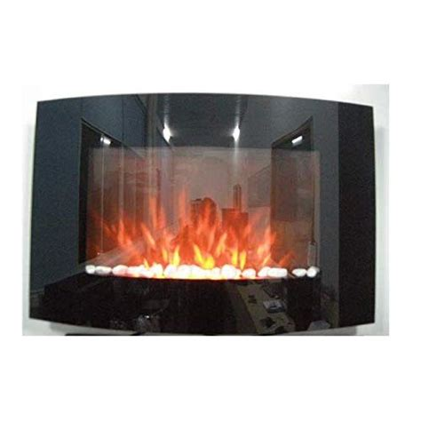 wall hung electric fires amazoncouk