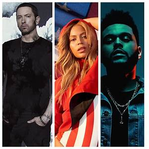 Report: Eminem & The Weeknd To Join Beyonce As Coachella ...