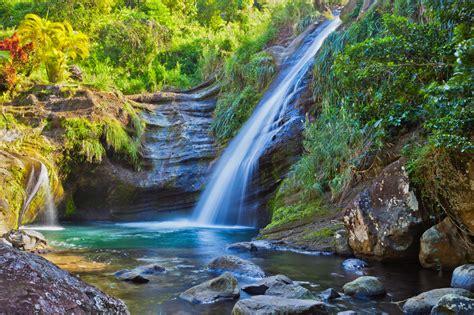 Must See Caribbean Water Falls Latin