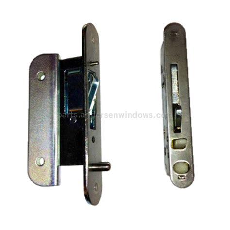 andersen patio door lock andersen 174 gliding patio door lock and receiver kit 4