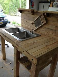 outdoor sink area for camp - Google Search Everything
