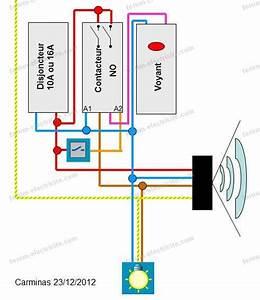 Schema Detecteur De Mouvement : question sch mas branchement lectrique bricolage ~ Melissatoandfro.com Idées de Décoration