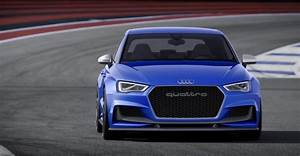 Audi Thinking Of Manual S3 And Rs3 Sedan For America