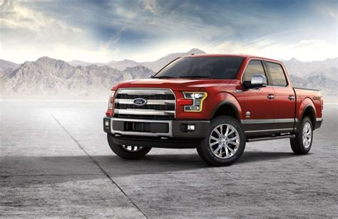 Ford Truck Gas Mileage by 2017 Ford F 150 Gas Mileage Rises To 21 Mpg Combined
