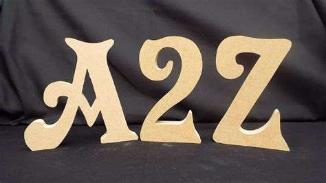 Number 3 Home Decor : Free Standing Wooden Letters Home Decor Name Large Wooden