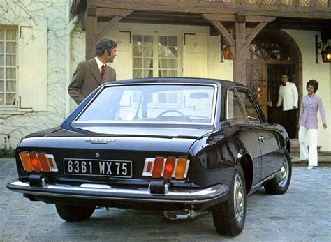 Peugeot 504 Coupe (1970)