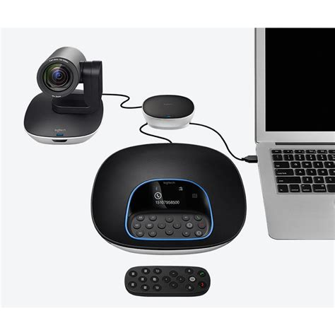 amazoncom logitech group conference webcam  big