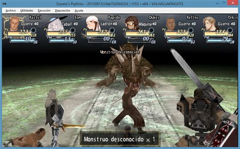 Soywiz's Psp Emulator