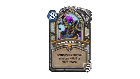 hearthstone deck kft the best knights of the frozen throne kft legendary