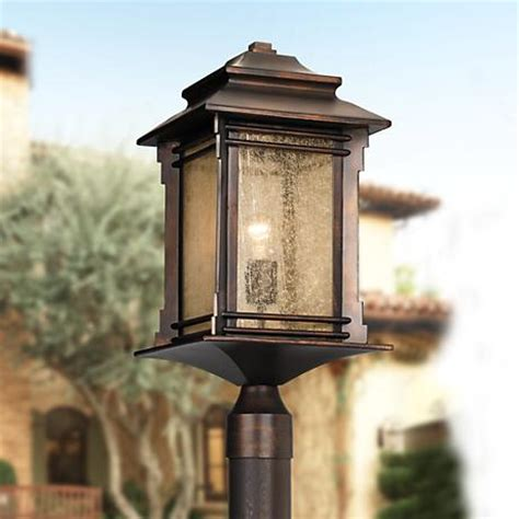 franklin iron franklin iron works hickory point 21 1 2 quot high post light