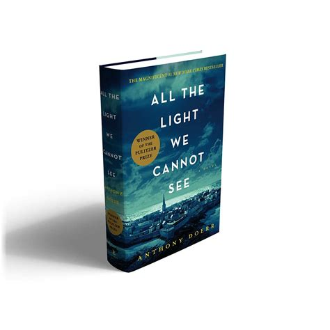 all the light all the light we cannot see book by anthony doerr