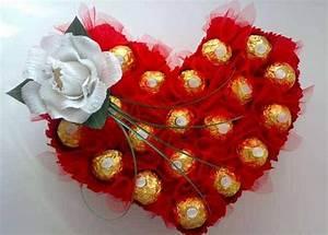 DIY Valentine's Day gift idea - Make heart-shaped ...