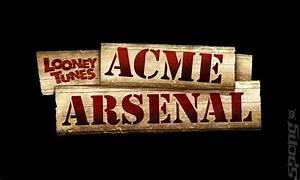 Artwork Images  Looney Tunes  Acme Arsenal