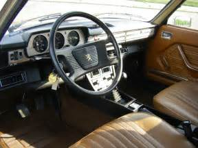Peugeot 504 Interior