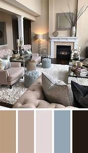11, Cozy, Living, Room, Color, Schemes, To, Make, Color, Harmony, In, Your, Living, Room