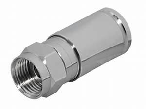 Stecker Für Kabel : f stecker f r kabel 8 2 mm f kompressionsstecker mit dielektrikum ~ Eleganceandgraceweddings.com Haus und Dekorationen