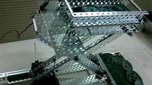 VEX scissors lift - YouTube
