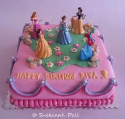 Happy Birthday Fairy Cake