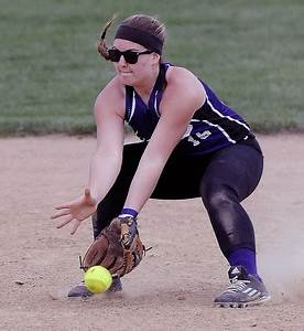 Fort Recovery vs St. Marys softball Photo Album | The ...