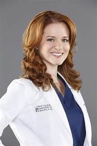 Sarah Drew as April Kepner - Season 10 cast photos | Grey ...
