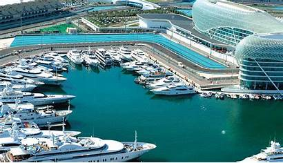 Abu Dhabi Marina Grandstand Package Complete Hill