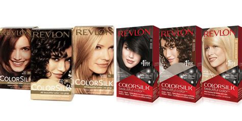 Revlon Colorsilk Or Luminista Hair Color Only