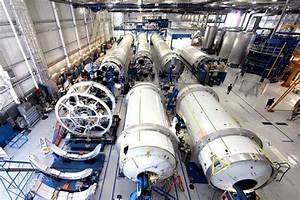 Production at SpaceX   SpaceX