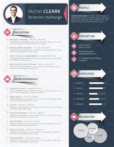 modern resume indesign template creative infographic resume templates graphic cloud