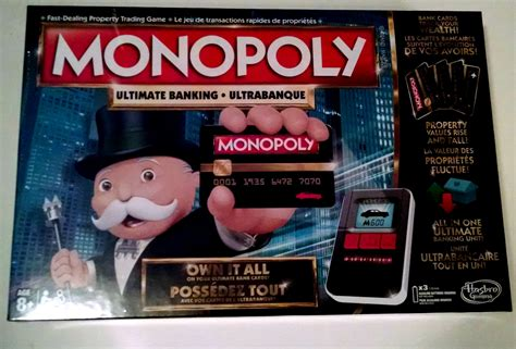 monopoly ultimate banking game tales   ranting ginger