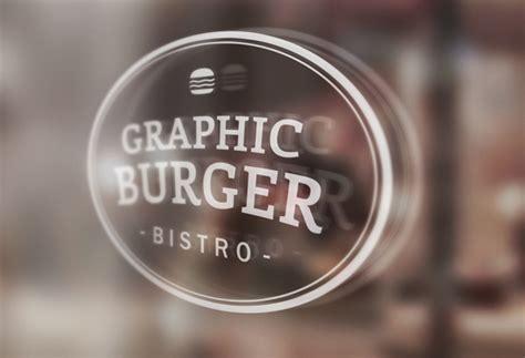 window signage mockup graphicburger