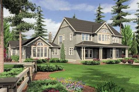 Country Style House Plan 4 Beds 4 5 Baths 4790 Sq/Ft