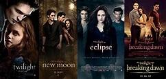The Twilight Saga Five-Film Marathon is Coming to Theaters ...