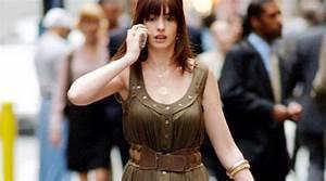 The Dress Khaki Calvin Klein Worn By Andrea Sachs Anne