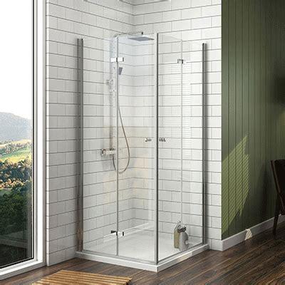 Aquabatos® duschkabine eckeinstieg 100x100 x 195 cm mit 180º klappbar faltbar drehfalttüren, duschabtrennung duschwand glas eckdusche pendeltür 6mm esg. Duschkabine 100x100 Eckeinstieg Falttür Duschabtrennung Duschtür Duschtrennwand | eBay